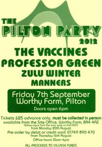 Pilton Party