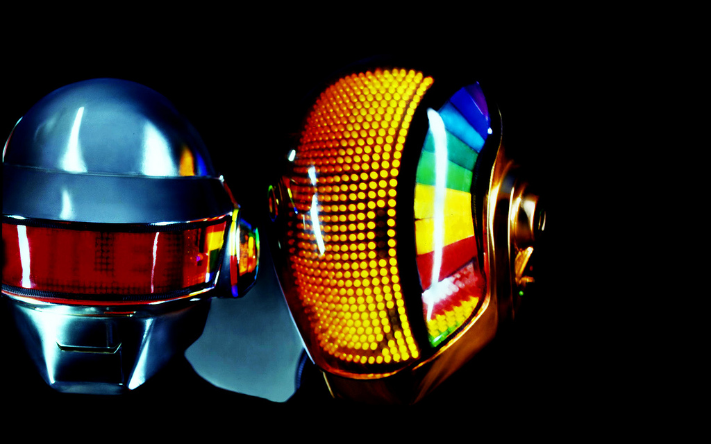 You are currently viewing Daft Punk