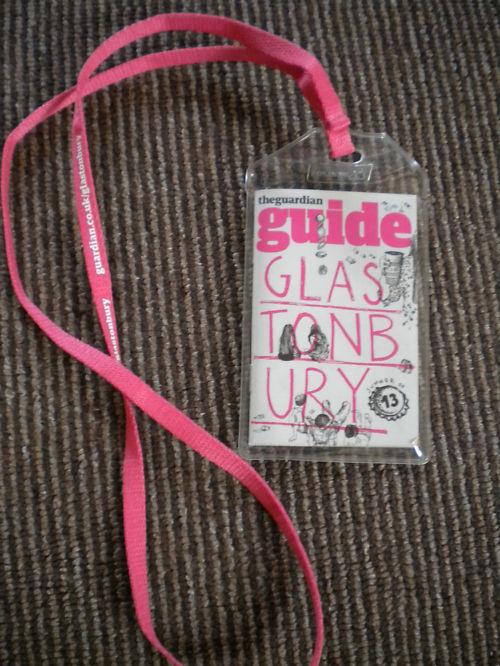 Mini Guide Glastonbury 2013