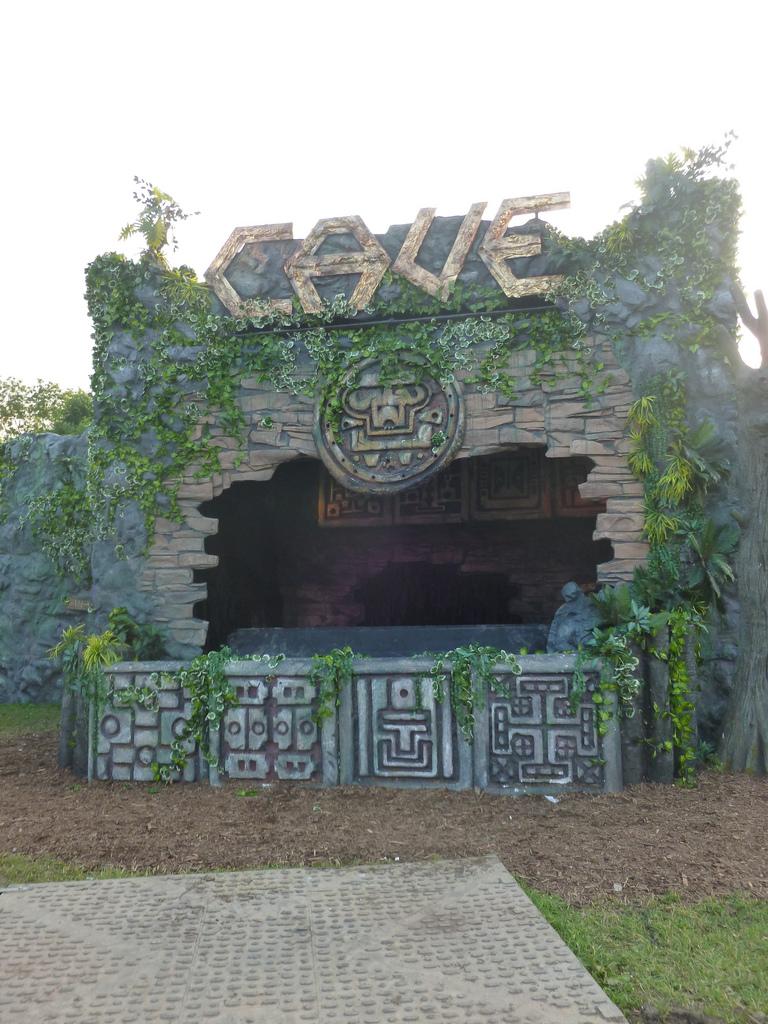 The Cave (mercredi après midi).
