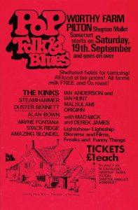 Read more about the article Pilton Pop, Blues & Folk festival