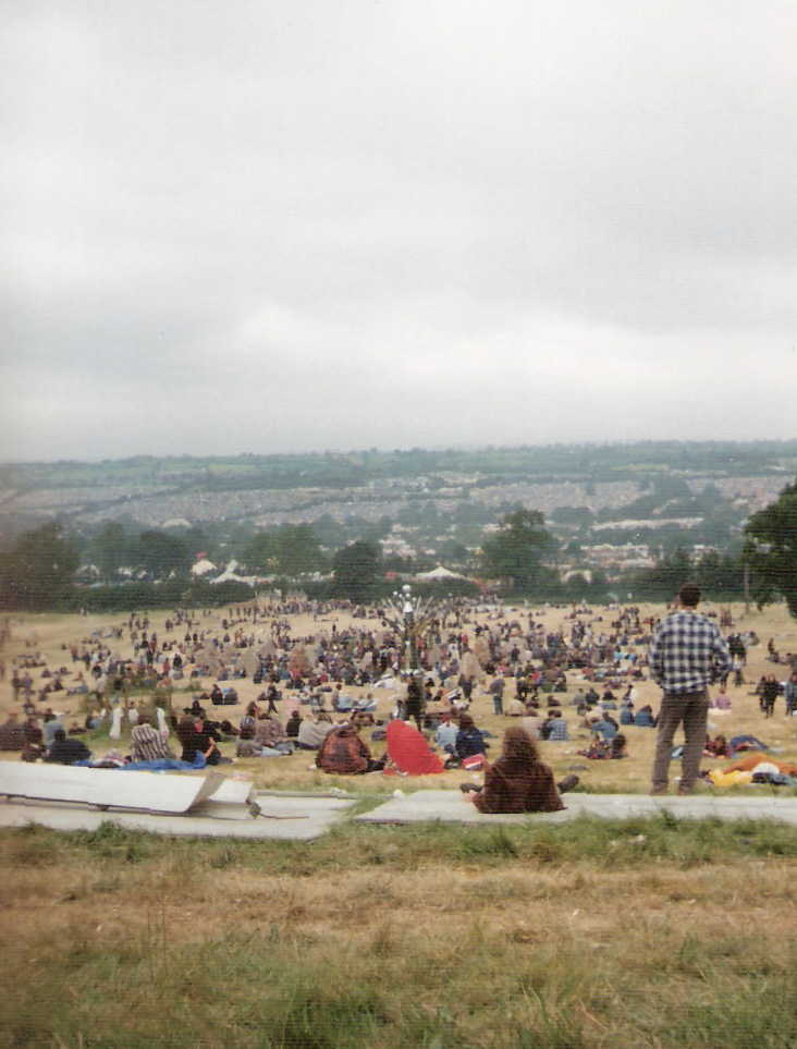 barrière abattue en 1995
