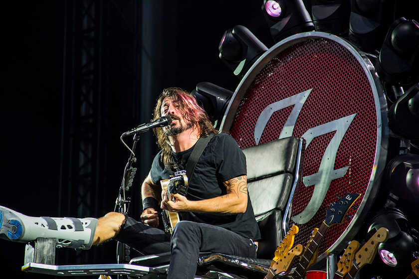Read more about the article Ce qui disqualifie les Foo Fighters