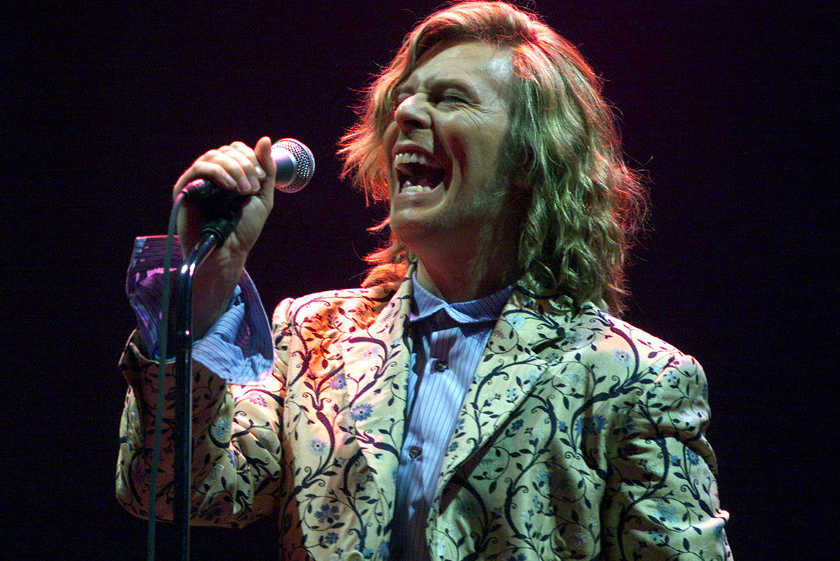 David Bowie Glastonbury