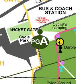 exemple d'entrée sur la carte