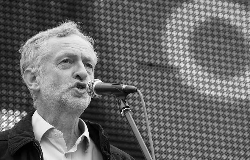 Read more about the article Jeremy Corbyn