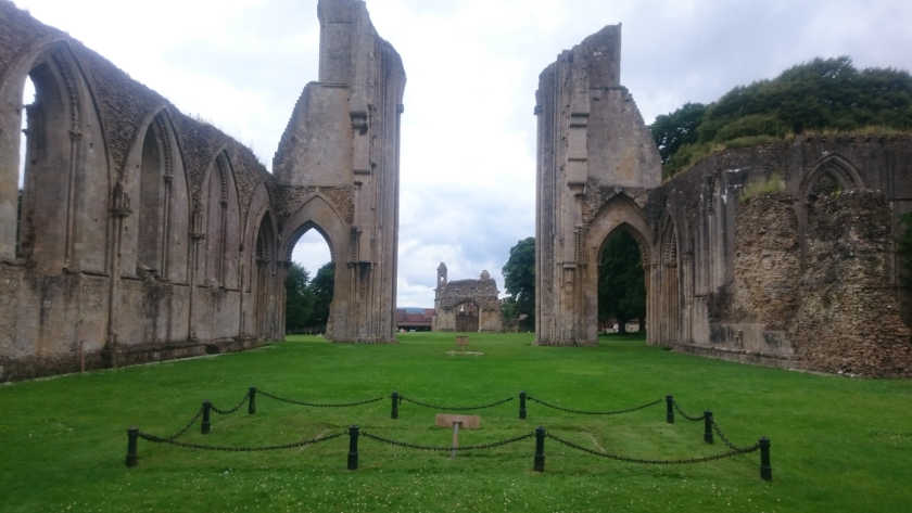 Abbaye de Glastonbury