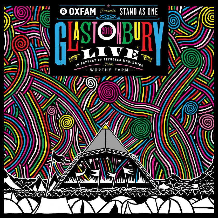 Logo festival de Glastonbury
