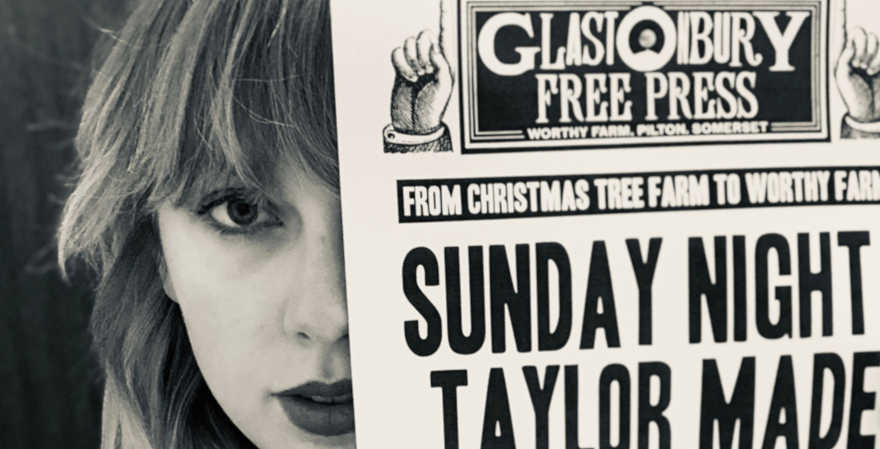 Taylor Swift Glastonbury
