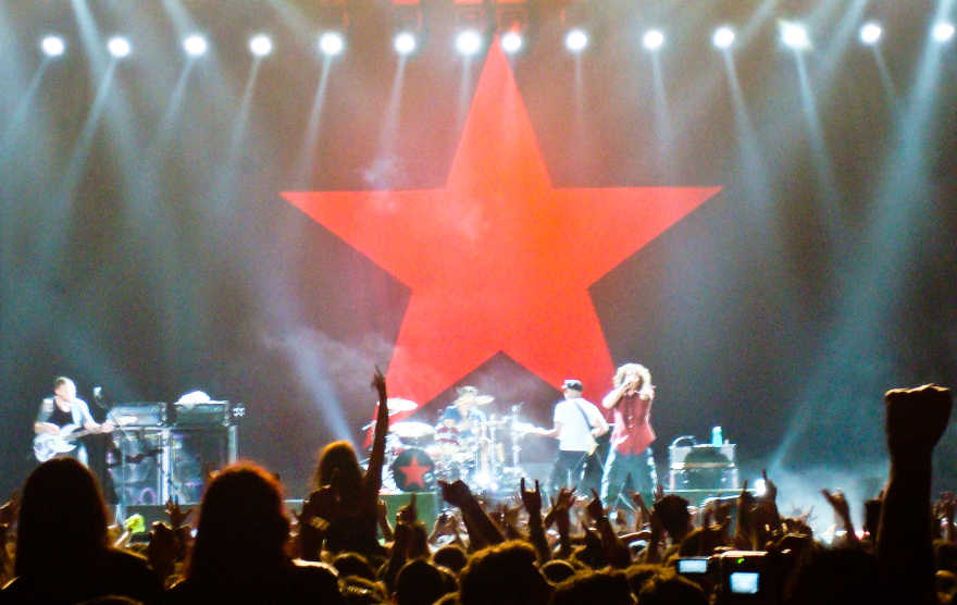 RATM Paris, Leeds & Reading
