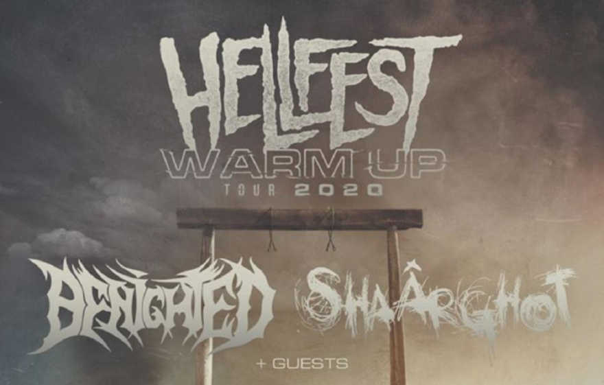 Hellfest Warm-Up tour