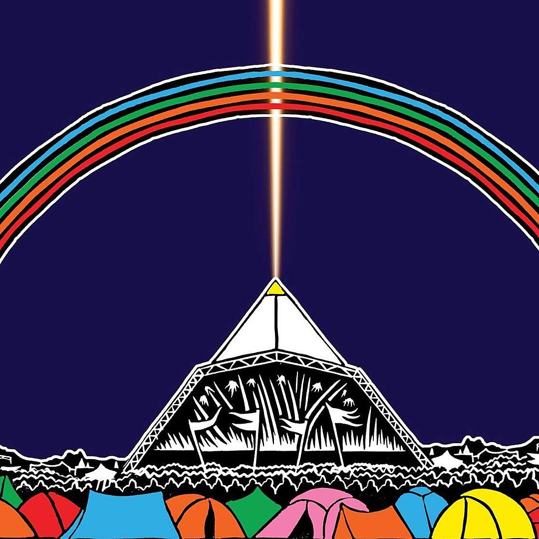 Logo Glastonbury 2021