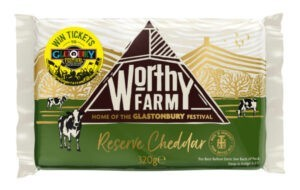 Un Cheddar Worthy Farm