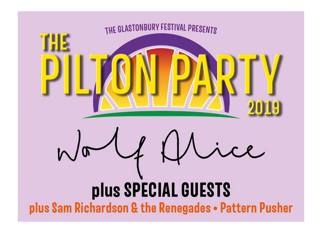 Pilton Party?